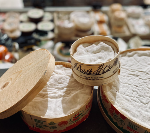 Vacherin de Mont d'Or AOP